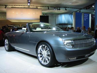 Lincoln Mk X