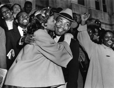 Rest in Peace Coretta with the Power of Love!
