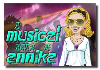 annika's musical revue